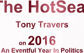 The HotSeat: Tony Travers on 2016, and eventful year in politics