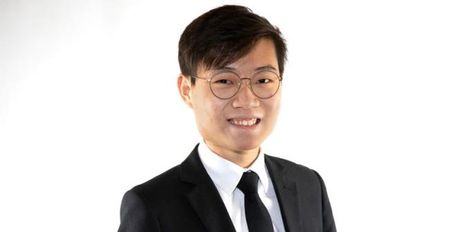Undergraduate student Yi Jun Mock awarded prestigious graduate fellowship
