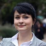 Portrait photo of Anastasia Ershova