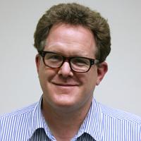 Portrait photo of David Woodruff