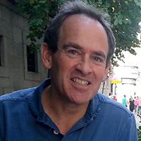 Portrait photo of John Sidel