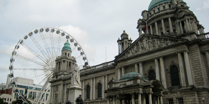 Northern Ireland – exactly the same as the rest of the UK, only very different