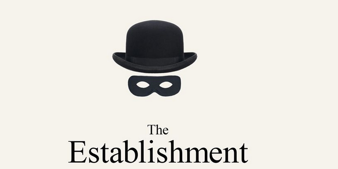 Book Review: The Establishment: And how they get away with it by Owen Jones  | British Politics and Policy at LSE