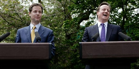 Could the Conservatives and the Lib Dems find common ground on fiscal policy?