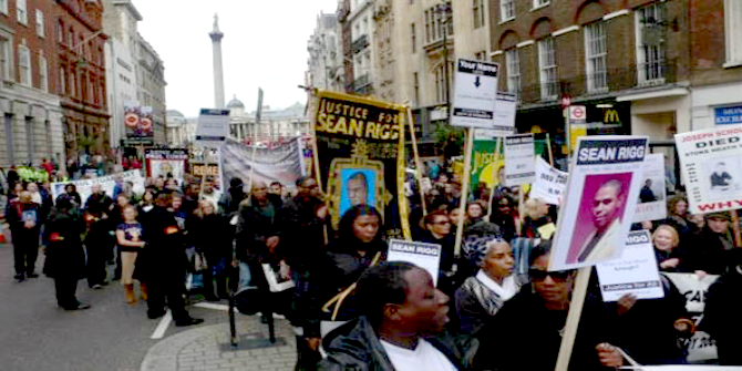 Book Review: Political Blackness in Multiracial Britain