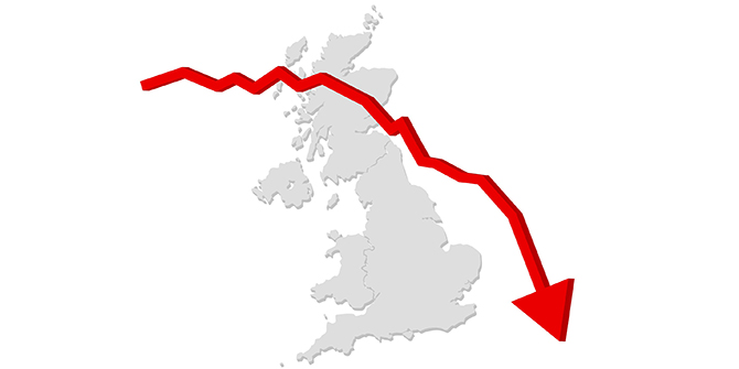 How Brexit has hit the value of UK firms