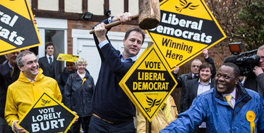 Why Liberal Democrats didn't vote for their own party in 2015