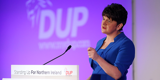 Are the DUP for turning? When the Union is perceived to be at risk, all options are on the table