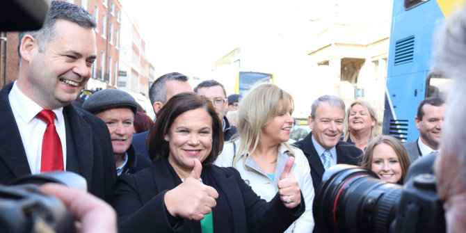 Sinn Féin is poised to recast Ireland's political dynamic
