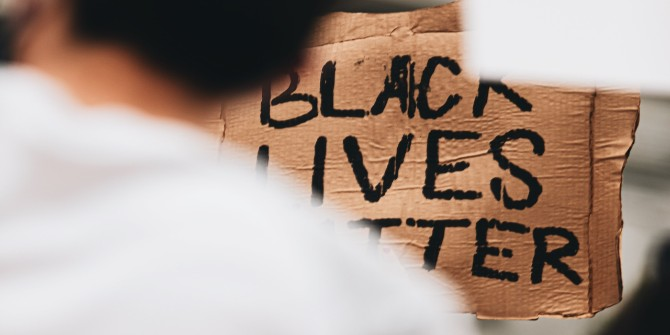 #BlackLivesMatter: What difference might COVID-19 make to the cause?
