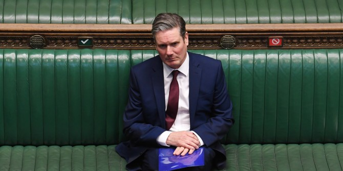 Keir Starmer's first 100 days as Labour leader: reassure first, transform (much) later