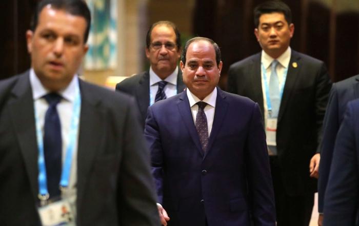 Egyptian Leadership in Historical Perspective: Abdel Fattah El-Sisi & Gamal Abdel Nasser