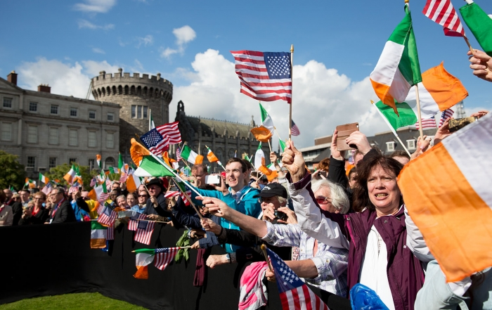 Ireland and Anglo-American Relations: From the Treaty of Versailles to Brexit