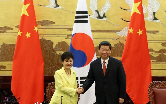 Seoul – Beijing Relations from the Cold War to THAAD deployment