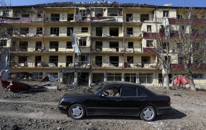 The Conflict in Nagorno-Karabakh and the Impact of COVID-19 on International Diplomacy