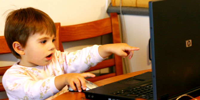 Early learners: digital media and learning in the lives of under-eights