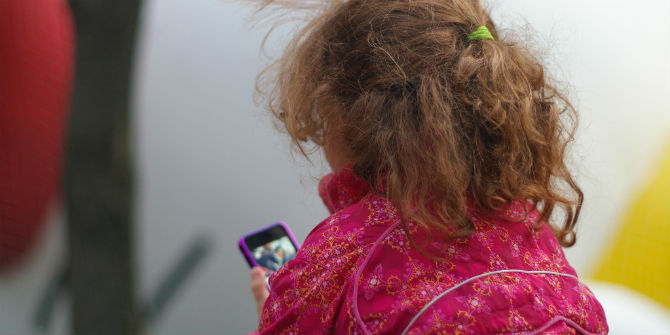 TV online and on-demand: children's changing viewing habits in the digital age