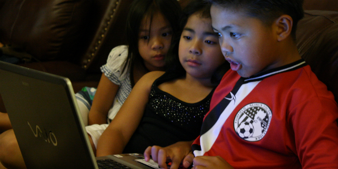 How do children use the internet? We asked thousands of kids around the world