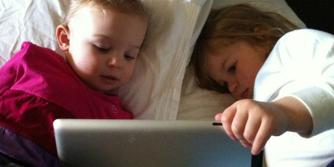Parenting for a Digital Future – What are the effects of
