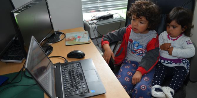Inequalities in the home influence children's digital opportunities