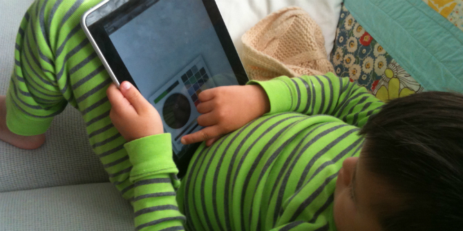 """How it works that game? Preschoolers' agency in technology-supported language learning activities"