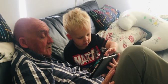 Online safety across the generations