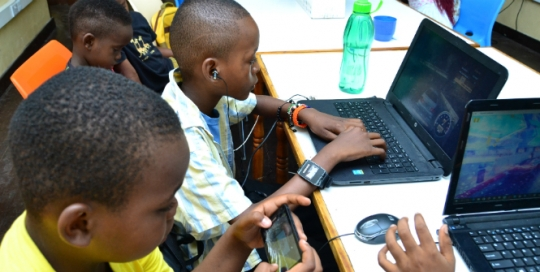 A child-centred study of teens' digital lifeworlds from a Nigerian perspective