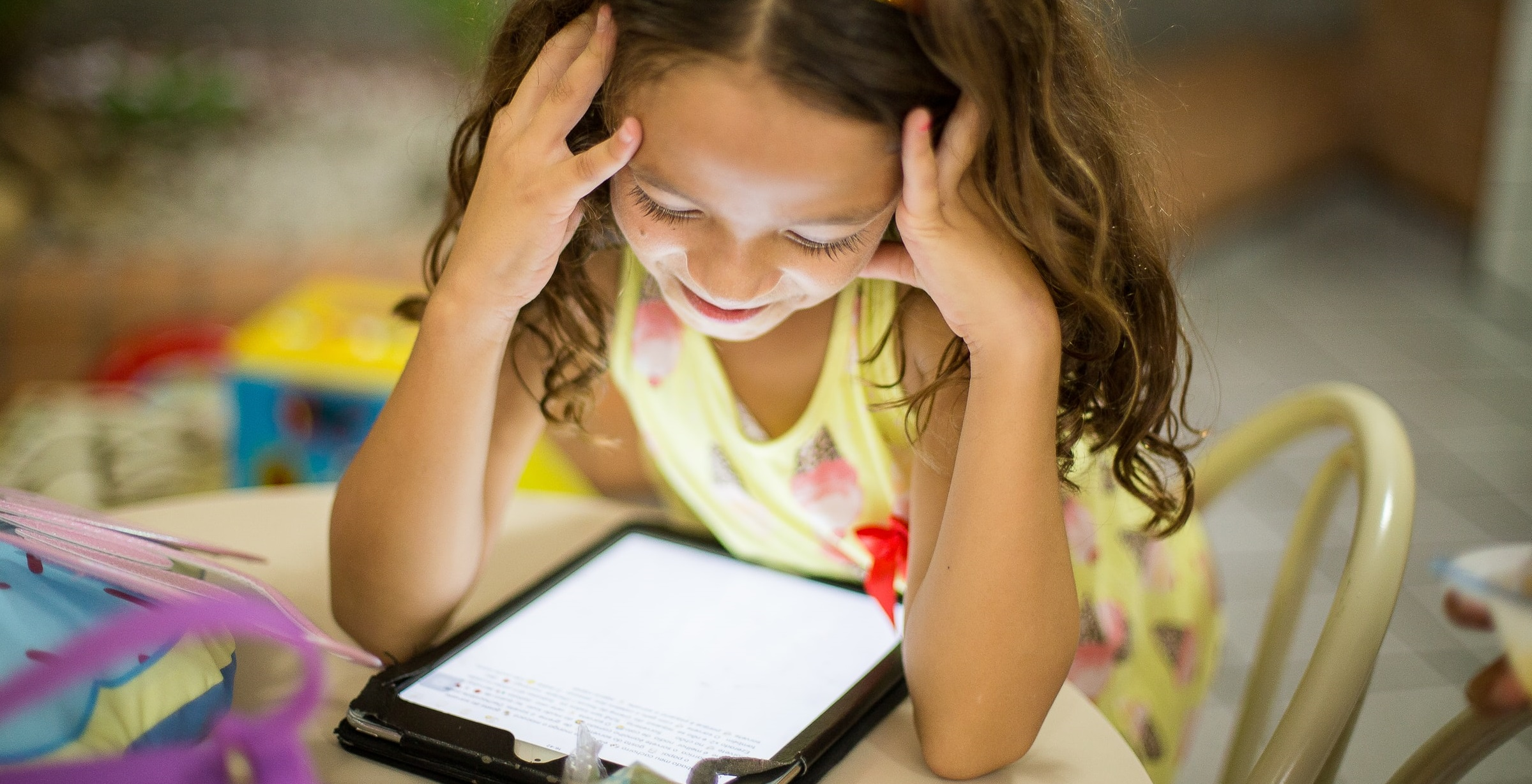 The silver lining in corona times: video-call shared reading with children