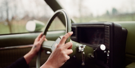 The 'ripple effect' of driving behaviour
