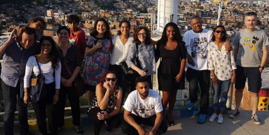 Reflections on a Research Field Trip to Brazil