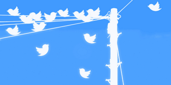 Using Twitter as a data source: an overview of social media