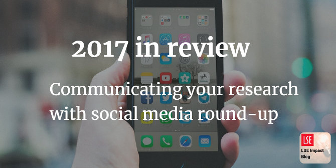 Can Electronic Media Impact Your >> 2017 In Review Round Up Of Our Top Posts On Communicating