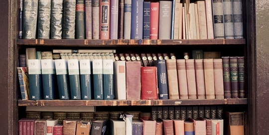 How diverse is your reading list? (Probably not very…)