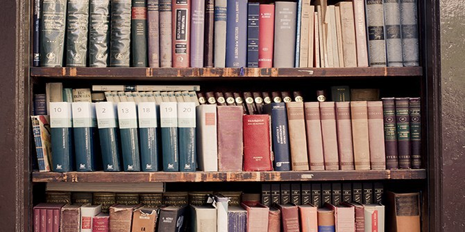 How diverse is your reading list? (Probably not very…)   Impact of Social Sciences
