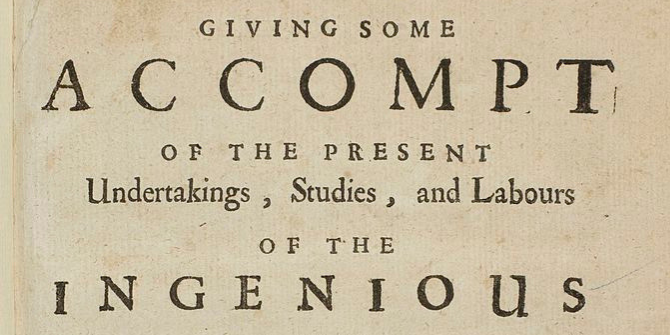 What the history of copyright in academic publishing tells us about Open Research