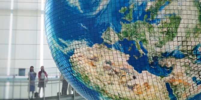 To achieve a truly 'Global Britain' we need to take international research policy partnerships seriously