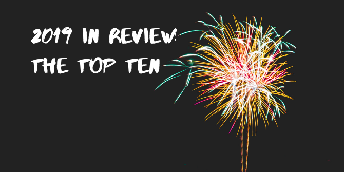 2019 In Review: The Top Posts of 2019