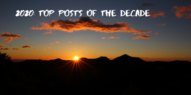 2020: The Top Posts of the Decade