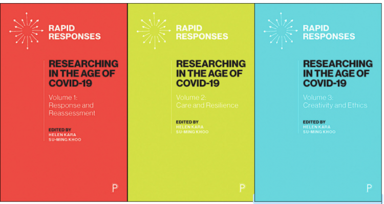 How the pandemic has transformed research methods and ethics: 3 lessons from 33 rapid responses