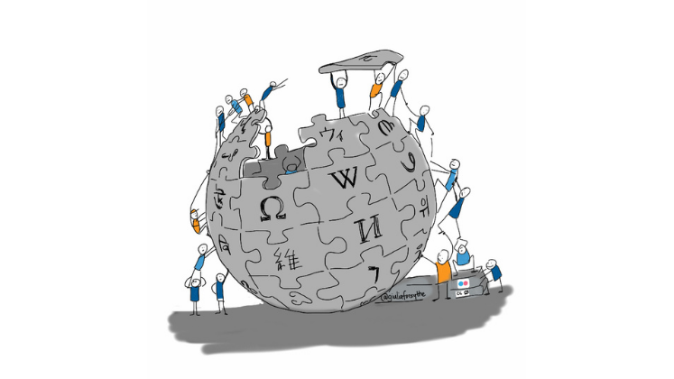 A step-by-step guide for using Wikipedia for research communication