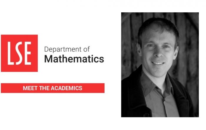 Meet the Academics: Johannes Ruf