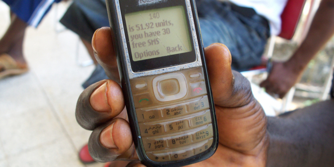 Regulating mobile money: what's at stake