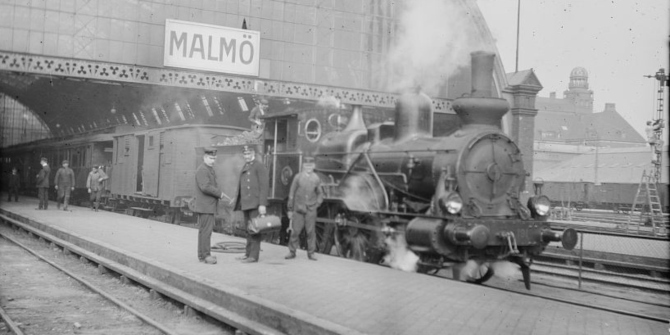 How railways aided early democratic social movements