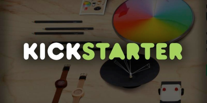 Disclosure helps project creators get crowdfunding on Kickstarter