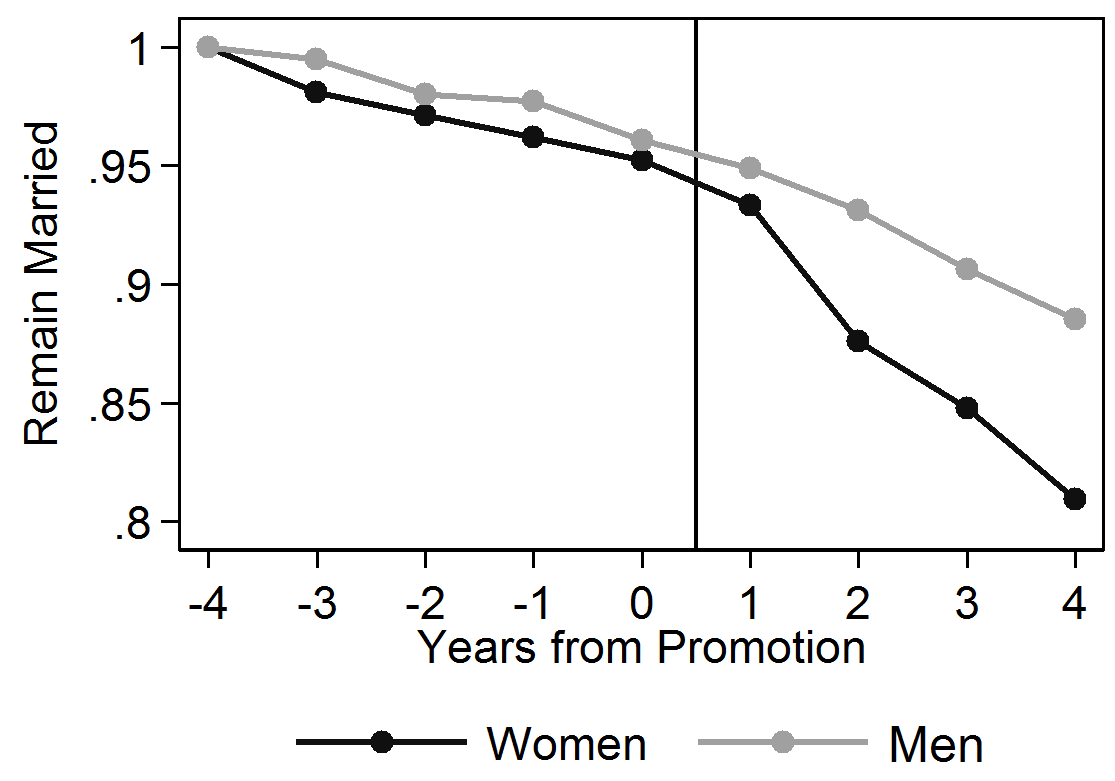 Despite Dearth Of Data Firms Sell Brain >> Top Jobs Lead To Divorce For Women But Not For Men Lse Business