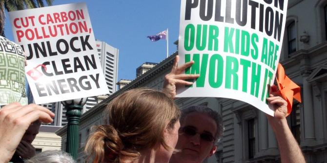Carbon pricing is finally enjoying some momentum, despite setbacks