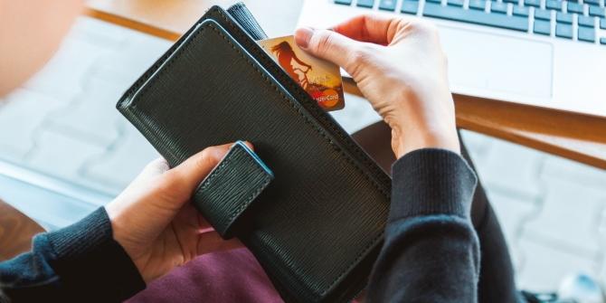 Understanding how we decide to spend or save our money