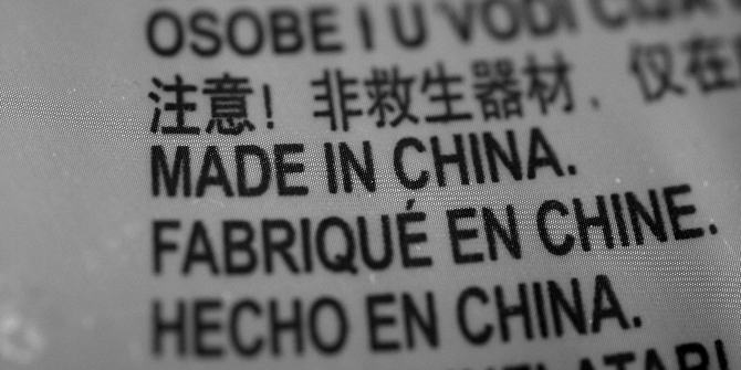Trade with China benefited US consumers