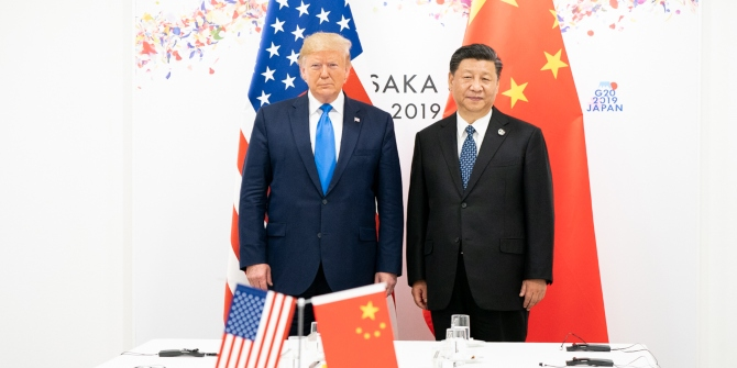 The UK and EU face the consequences of the US-China trade war
