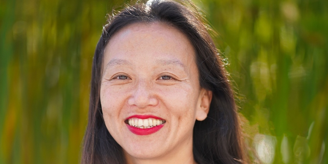 Bedy Yang: 'Corporations often come from a place of fear of being disrupted'